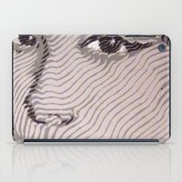 karma iPad Cases featuring Karma  by Delton Demarest