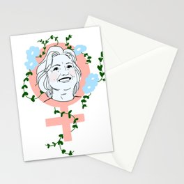Hillary Clinton Stationery Cards