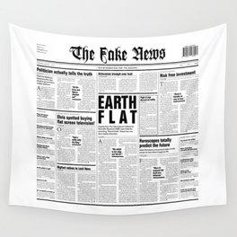 The Fake News Vol. 1, No. 1 Wall Tapestry