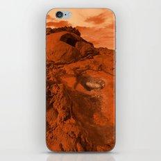 Mars landscape iPhone & iPod Skin