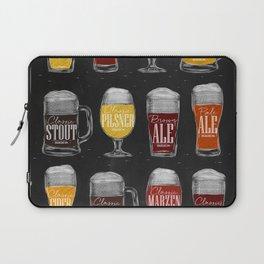 Types of beer chak Laptop Sleeve