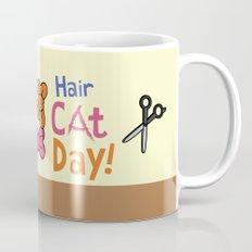 Hair CAt Day! Mug