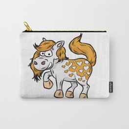 APPALOOSA Horse Riding Cartoon Comic Gift Present Carry-All Pouch