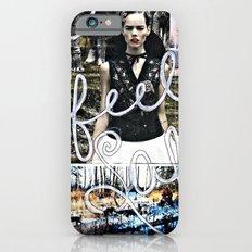 I Feel Safe iPhone 6s Slim Case