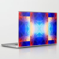 mirror Laptop & iPad Skins featuring Mirror by Vargamari