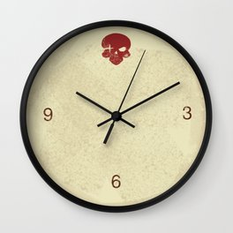 It's high noon Wall Clock