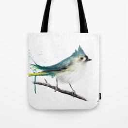 Change in The Air Tote Bag