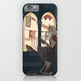 The festival is starting  iPhone Case