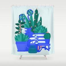 Comfort Zone Shower Curtain
