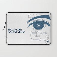 BLADE RUNNER (White - Voight Kampf Test Version) Laptop Sleeve