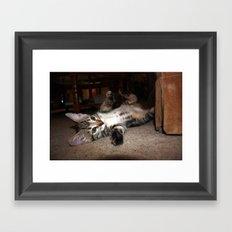 May B. Minit 01 Framed Art Print