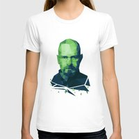 walter white T-shirts featuring Walter White by Dr.Söd