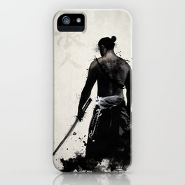 Ronin iPhone Case