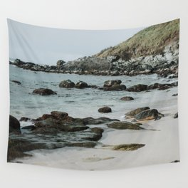 Honu // Sea Turtles on the Beach in Paia, Maui Wall Tapestry