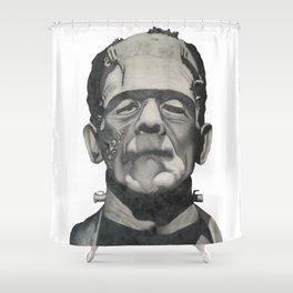 Frank Franken Shower Curtain