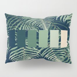 GREENERY Pillow Sham
