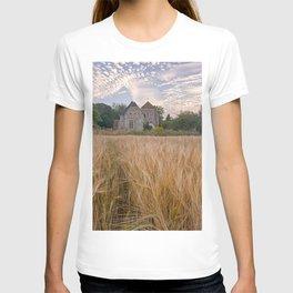 Wheatfields To The Church T-shirt