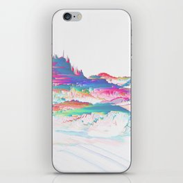 MNŁŃMT iPhone Skin