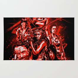 The Walking Dead Poster Rug