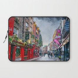 Dublin art #dublin Laptop Sleeve