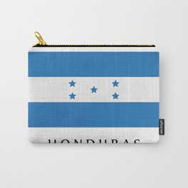 Honduras flag Carry-All Pouch