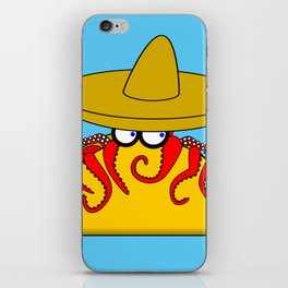 Tako Tuesday iPhone Skin