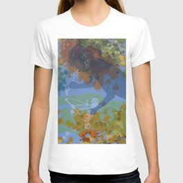 Voyager (Blue) T-shirt