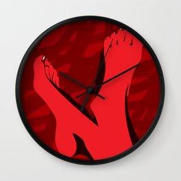 Root Chakra - Trust Wall Clock