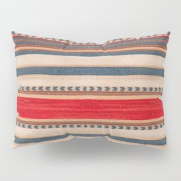 N66 - Classic Oriental Moroccan Style Fabric. Pillow Sham