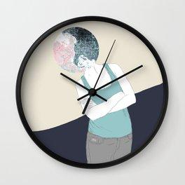YING-YANG Wall Clock