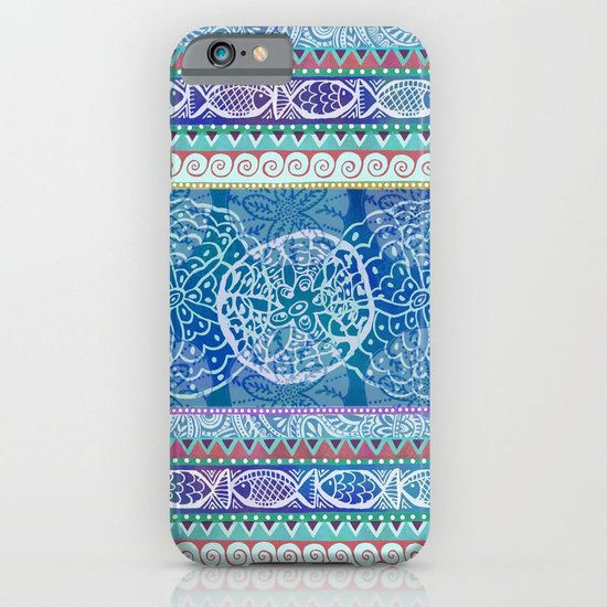 Ocean Stripe iPhone & iPod Case