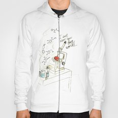 I don't know how love works Hoody
