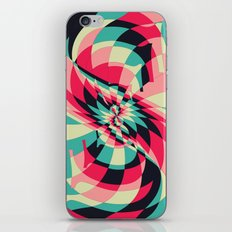 Swivel Vision (Available in the Society 6 Shop) iPhone & iPod Skin