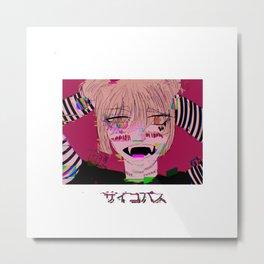 Himiko Toga / Saikopasu Metal Print