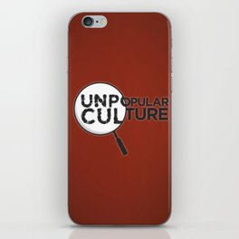 """Looking for Answers"" Unpopular Culture iPhone Skin"