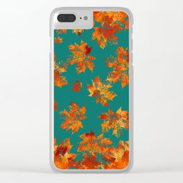 Autumn moods n.5 Clear iPhone Case