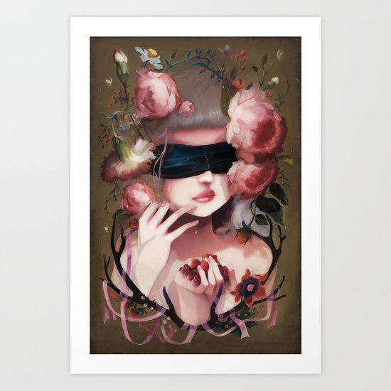So tasty... Art Print