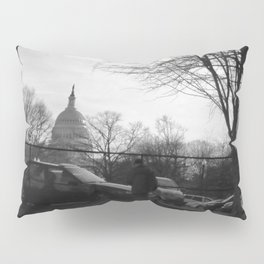 The Divide Pillow Sham