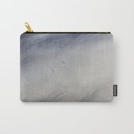 Swan Feathers Carry-All Pouch