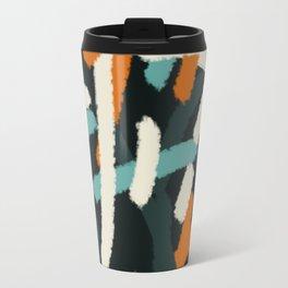 Abstract Painting 01 Travel Mug