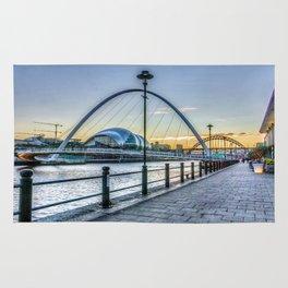Newcastle Quayside Rug