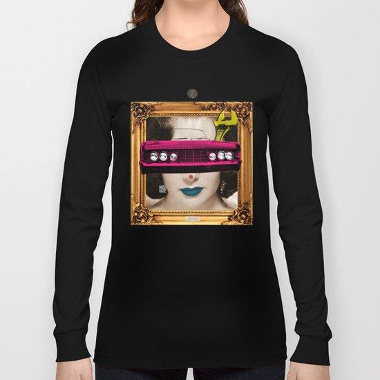 Liz Car 1 Long Sleeve T-shirt