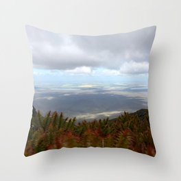 Stirling Ranges Throw Pillow
