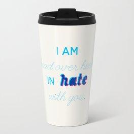Head Over Heels Travel Mug