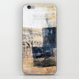 Accumulated Paint iPhone Skin