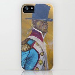 Toussaint Louverture iPhone Case