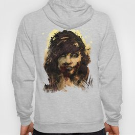 Female Zombie Hoody