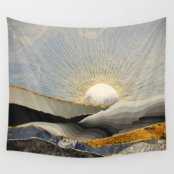 Morning Sun Wandbehang