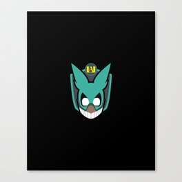 Deku Avatar Canvas Print