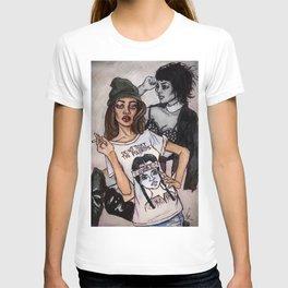 Jourdan Dunn T-shirt